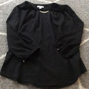 New York and Company Black Blouse